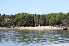 Plaža u Ždrelcu
